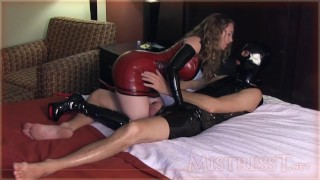 Preview 1 of [MistressT] 2017-02-27 - Whore In Training