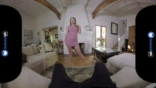 Preview 2 of BaDoink VR Jill Kassidy Makes You Ready For Wedding VR Porn