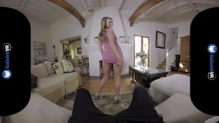 Preview 4 of BaDoink VR Jill Kassidy Makes You Ready For Wedding VR Porn