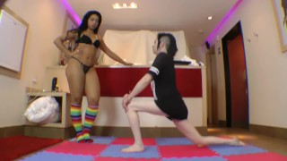 Scissor Academy By Top Girl India Mulan And Sammy