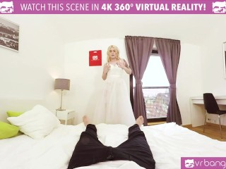 VR Bangers-HOT BRIDESMAID FUCK BEFORE WEDDING