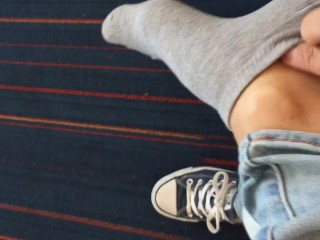 Airport Sneaker Strip