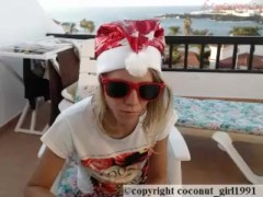 Smoking web cam teen waiting for you coconut_girl1991_101216 chaturbate REC