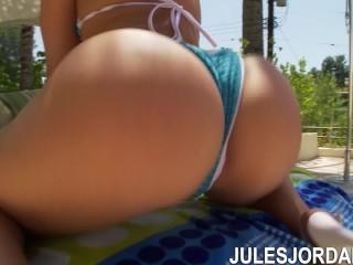 Jules Jordan - Alexis Texas Anal Creampie
