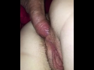Anal Creampie for Girlfriend
