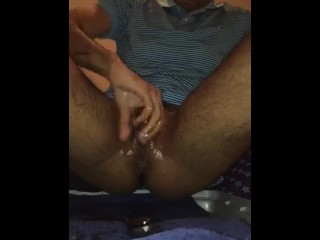 Verbal Transguy; Cock Tease