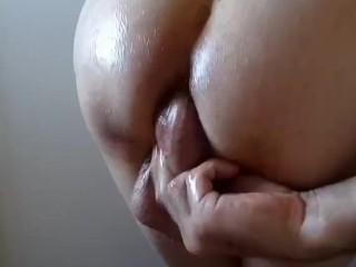 Selfie ass fuck