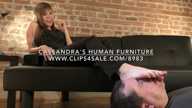 Free amateur blowjob movei Cassandras human furniture - www.c4s.com/8983/17932380