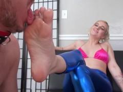 Kate England hot Foot worship Brattyfootgirls.com