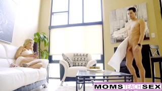 Squirting MILF Gets Creampie From Sleepwalking Step Son  squirting orgasm big tits mom fucks son anal play alexis fawx big cock blowjob momsteachsex big dick hardcore brunette drilled big boobs step son step mom trimmed pussy fake tits hot mom hard fast fuck