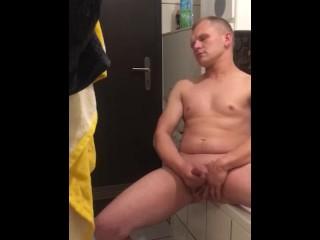 Bathroom play