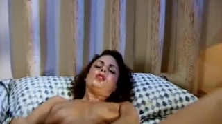 Sexy with home masturbation wife alone time dildo shelby mother alone