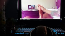 Testing out custom made Script - Fleshlight Launch Handjob