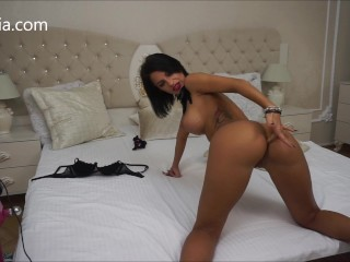 Anisyia Livejasmin ass fingering and nasty ATM