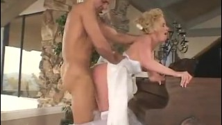 Screen Capture of Video Titled: Fuck Away Bride - 2007 - (FullLengthPorno) -