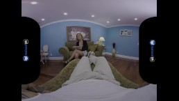 BaDoink VR Sex Against Stress Session With Dillion Harper VR Porn