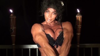 FBB Latia Del Riviero's Pec Flex the Teddy