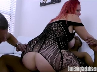 Anal sex training jada coxxx cuckold hardcore bbc cumeatingcuckolds big cock ginger big b
