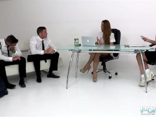 Bombshell Nude Sex Fucking, Anal Fisting the boss at work Big Tits Fisting Pornstar anal Threesome