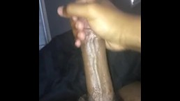 Beating My Black Dick
