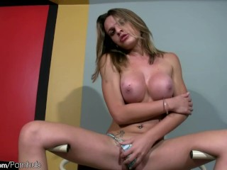 Young Ashlynn Brooke from Amateur POV2