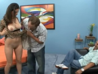 WhiteGhetto First Time Cuckold Wife Facialed