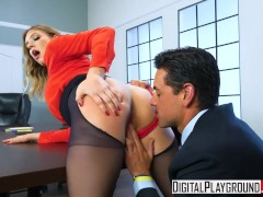 DigitalPlayground - The Panty Hoes Giselle Palmer Ryan Driller