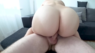 Fuck year big with an ass a girl old cowgirl hole