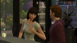 Days of Sim 013 - Hookup at the Hotel Bar