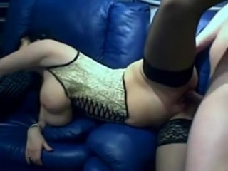 Fucking a whore in my apartment