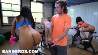 Spin monroe fucked danger curvy rose in latina by bangbros class brick latina big