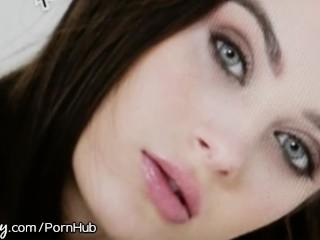 Girlsway Lana Rhoades Devours Celeste Star