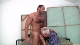 Arpad Miklos Serviced by Jake Cruise