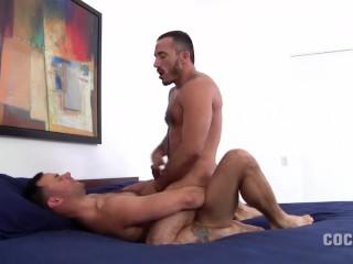 Conner Habib and Alessio Romero