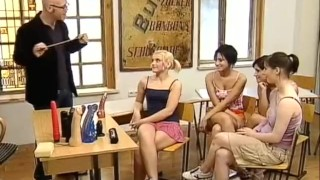 Teenage Sex School