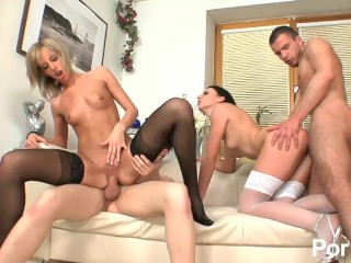 Felicia Hardy Porn Bi Sex Prague 2 - Scene 2 Blonde Brunette Blowjob Anal Bisexual