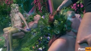 batf xxx disk 2 - Scene 2 Summer shaved