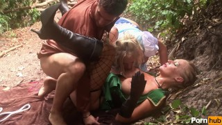 Scene secret  garden blowjob cowgirl