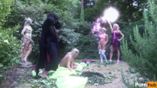 scene secret garden small blowjob