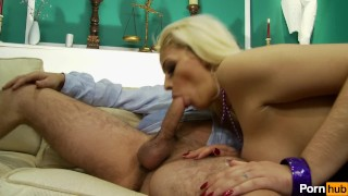 Club models  scene cock doggy