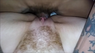 THREESOME FUCKING! EMMARAE DAISYJO AND BADDYDADDY CREAM PIE BLONDE REDHEAD