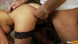 Dovers scene ben inspection knicker  doggy cowgirl