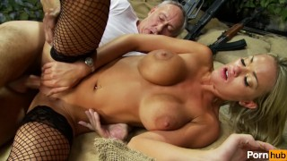 ben dovers knicker inspection - Scene 6 Big orgy