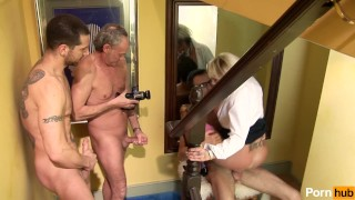 Scene  mummies yummy dovers ben cougar riding