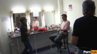 ben dovers studio sluts vol 1 - Scene 3 Redhead amateur