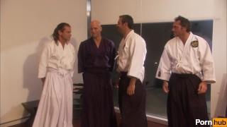 Samurai knights - Scene 6