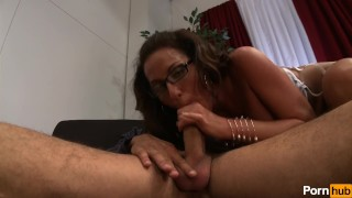 Vol scene cock  shopping oral riding