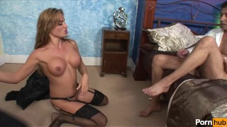 what the butler saw disk 2 - Scene 2 Ass black
