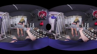 VirtualRealTrans.com - Best workout ever Mom old