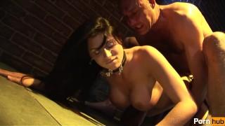 black beauty 1 escape to eden - Scene 1 Tits blowjob